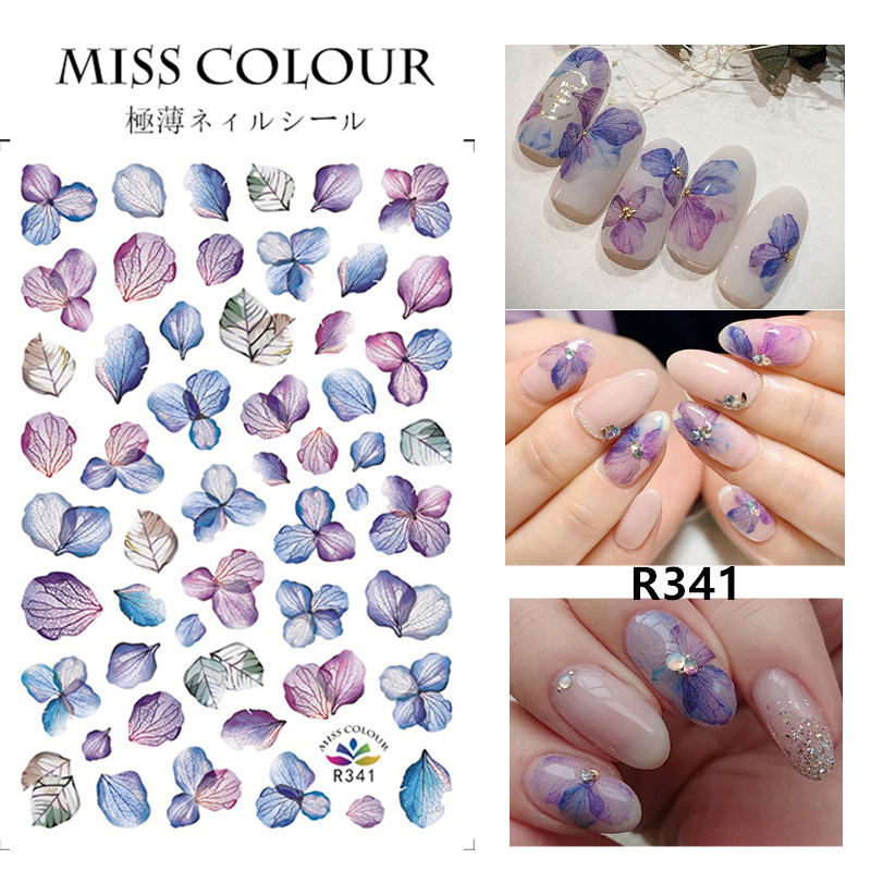 2020 New INS Nail Sticker Ballet Shoes Ribbon Transfer Stickers Moroccan Baby Girl Heart Slider for Manicure Nail Art Decoration