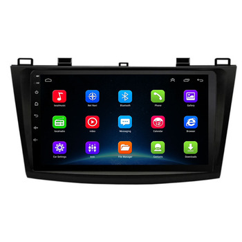 In stock! 4G LTE Android 10 For MAZDA 3 2010 2011 2012 2013 Multimedia Stereo Car DVD Player Navigation GPS Radio camera image
