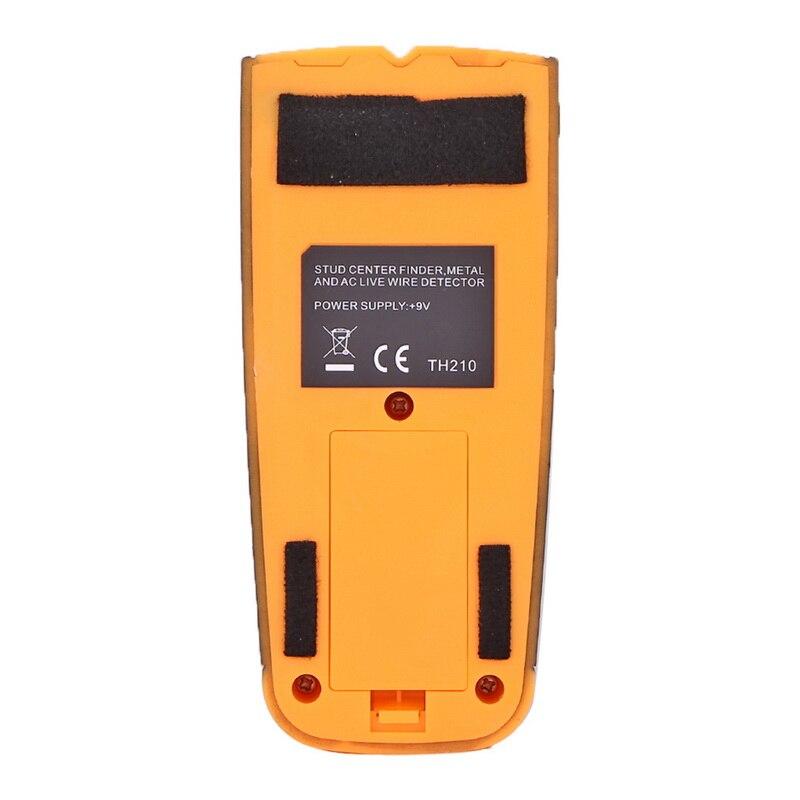 3 в 1 ручной профессиональный детектор глубины металла Pinpointer Стад Finder настенный сканер сенсор для провода обнаружения металлоискателей