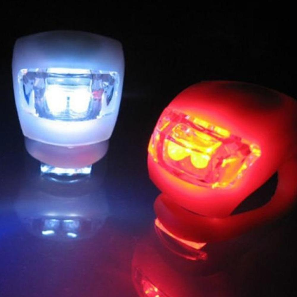 Bike-Light Taillamps Bicycle Rear-Wheel Warning Waterproof Silicone Mini Wasafire Front title=