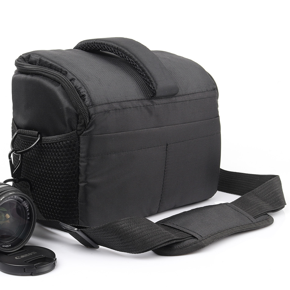 DSLR Shoulder Camera Case Bag For Canon EOS 1300D 200D 750D 80D 800D 4000D 2000D