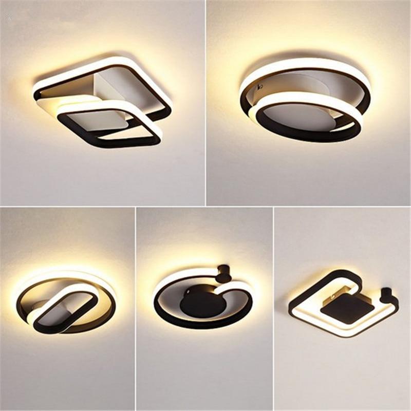 Modern LED Ceiling Lights For Cloakroom Bedroom Aisle Corridor Balcony Entrance Modern LED Ceiling Lamp For Home