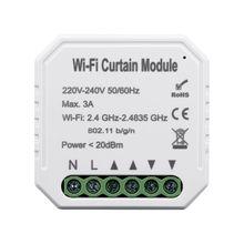 wifi smart curtain switch…