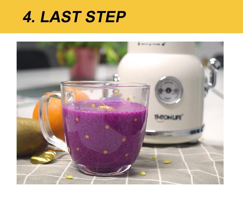 H94327281cd394e44b4476e91c860259am TINTONLIFE 220V Juicer Electric Multifunction Juice Blender Fruit Vegetables Food Maker With 550ml/600ml Portable Juice Cup