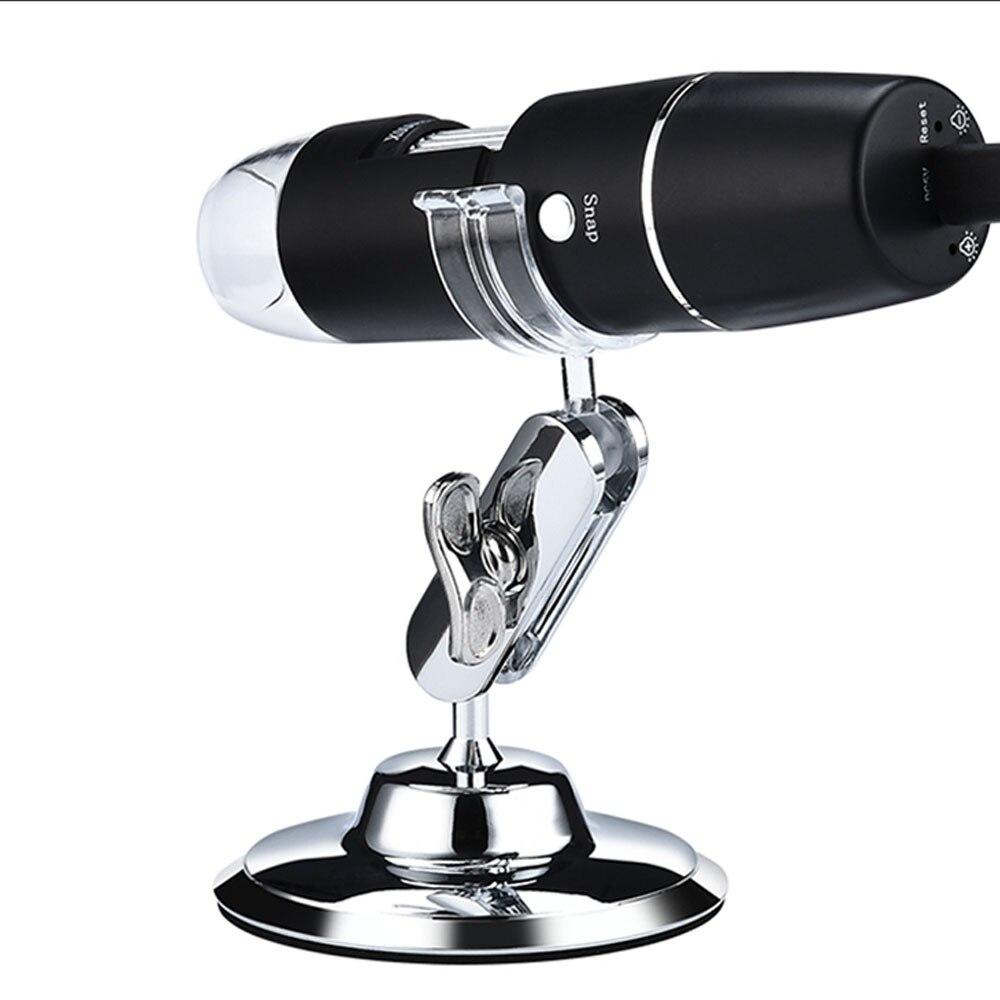 ABS эндоскоп 1600X компьютеры Водонепроницаемый Цифровые микроскопы ручной эндоскоп практических 0,3 МП инструмент для чистки ушей для вдов