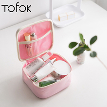 Tofok Multi-Purpose Women Sanitary Napkin Storage Bag Cosmetic Digital Accessories Container Pads Holder Organizer Pouch New