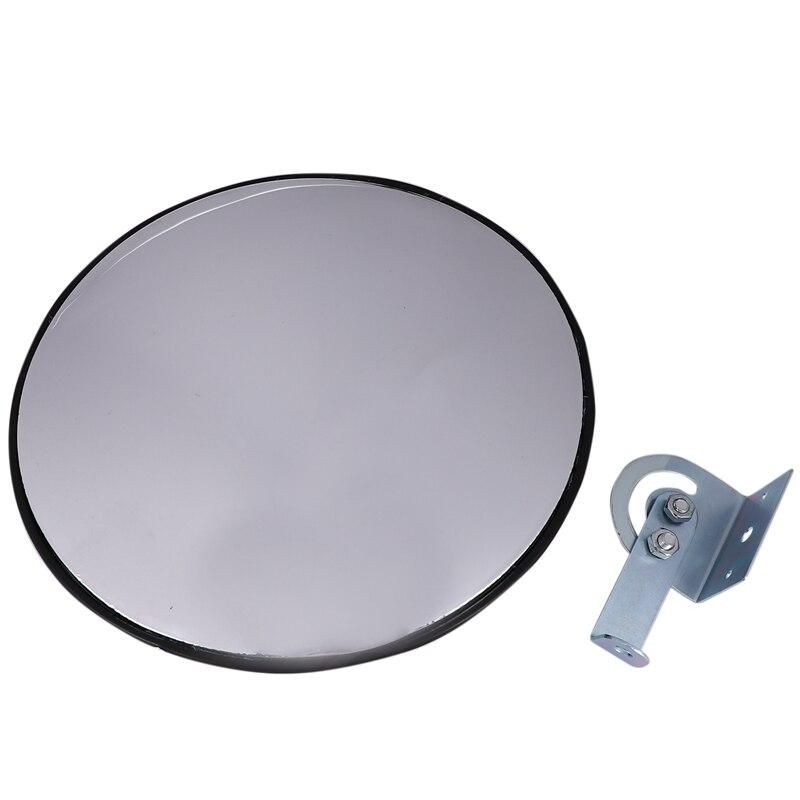 30 см широкоугольное зеркало для безопасности дорожного движения изогнутое для крытого охранного наружного Safurance проезжей части безопаснос...