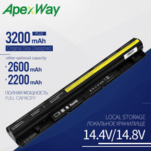 Buy 4 cells Laptop Battery For Lenovo G400s G405s G410s G505s G510s S410p S510p Z710 L12L4A02 L12L4E01 L12M4A02 L12M4E01 L12S4A02  directly from merchant!