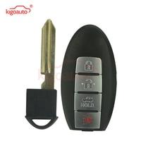 KR55WK48903 2007 2008 G35 4button 315Mhz Smart key for Infiniti G37 2009 2010 Remote Keyless Transmitter Prox Intelligent Key|Car Key|Automobiles & Motorcycles -