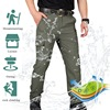 SHUJIN Men Cargo Pant Men Multi-Pocket Overall Male Combat Trousers Casual Tooling Pants Army Green Cargo Pants Men Size S-4XL 10