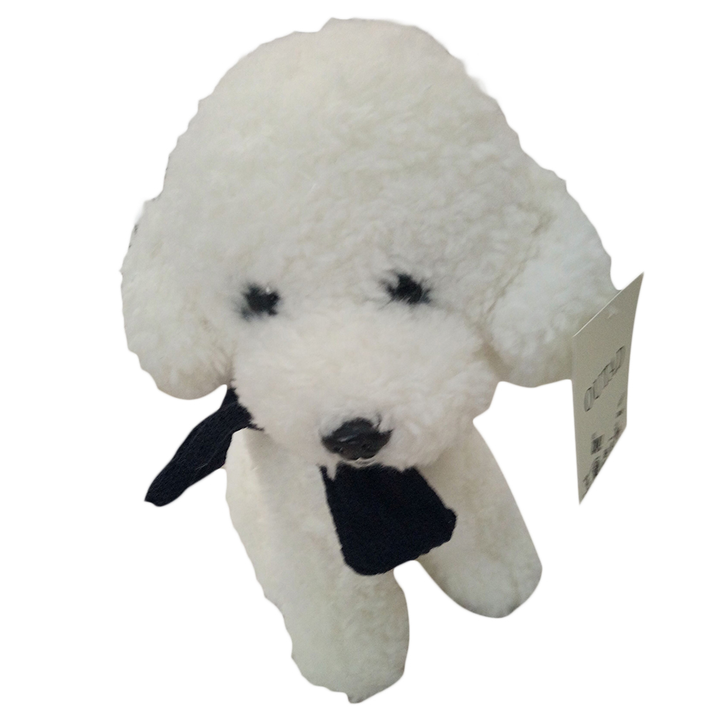 Stuffed Animal Plush Toys Skin-friendly Dog Huggable Doll Durable Lovely Cute Soft Unisex for Baby Children Christmas Gift Toys