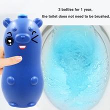 1PCS=90 Days Bathroom Deodorizer Toilet Cleaner Toilet Fragr
