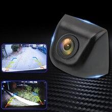 Telecamera di Backup automatica telecamera retromarcia per Auto telecamera HD immagine a colori Video impermeabile visione notturna universale grandangolare a 170 gradi