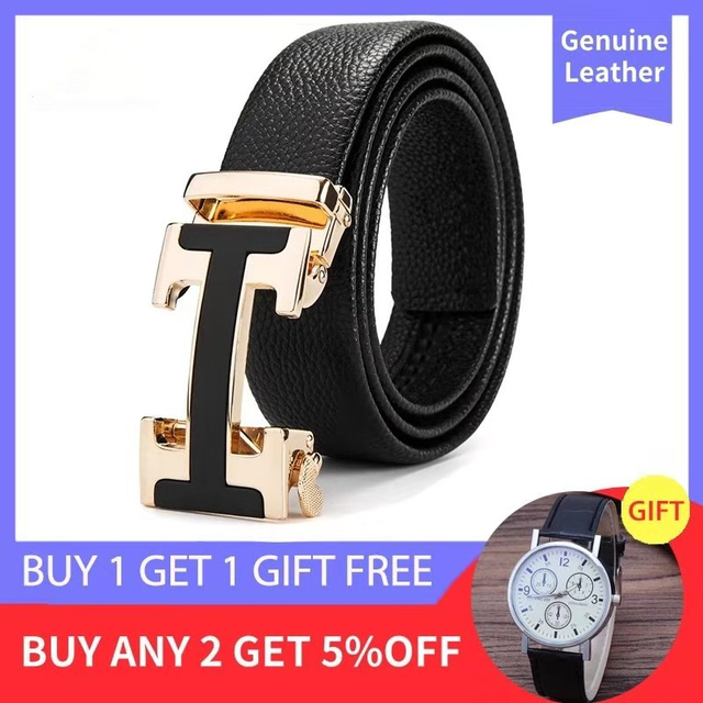 Male Belt New Designer Men's Belts Luxury Man Fashion Belt Luxury Brand For Men High Quality Automatic Buckle Fashion & Designs Men's Belt Men's Fashion