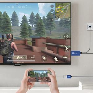 Image 2 - Gamesir GTV100携帯hdmiディスプレイアダプタケーブル1920*1080 1080p伝送iphone/ipadの画面同期