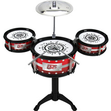 Wireless Instrument Toys for Girls Boy Baby Classical Jazz Drum Drum Children Musical Birthday Present Kids Party Song