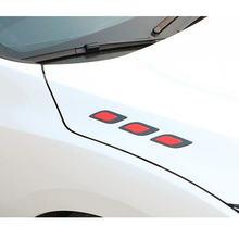 Декоративные наклейки для кузова автомобиля украшение боковой