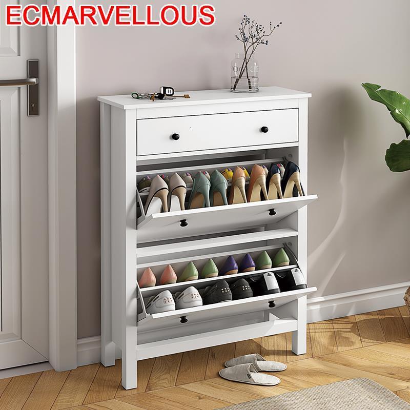 Buty Organizador Zapato Zapatero Mueble Mobili De Rangement Schoenenkast Scarpiera Cabinet Furniture Meuble Chaussure Shoes Rack