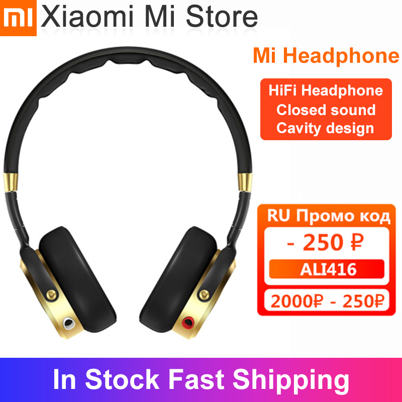Global Version Xiaomi Sport headphone 3 5mm plug microphone HIFI portable earphone super stereo bass music headset for tiktok