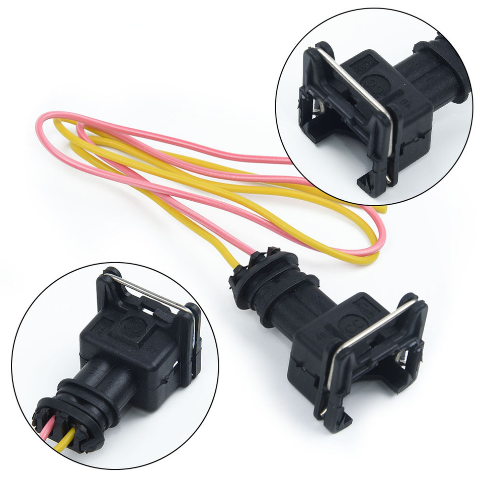 [SCHEMATICS_4LK]  2 Pin Wire Harness Connector Fuel Pump Plug 2.3x2.2x3.8cm Accessories  Useful|A/C & Heater Controls| - AliExpress | Delphi Fuel Pump Wiring Harness At Auto Parts Warehouse |  | AliExpress