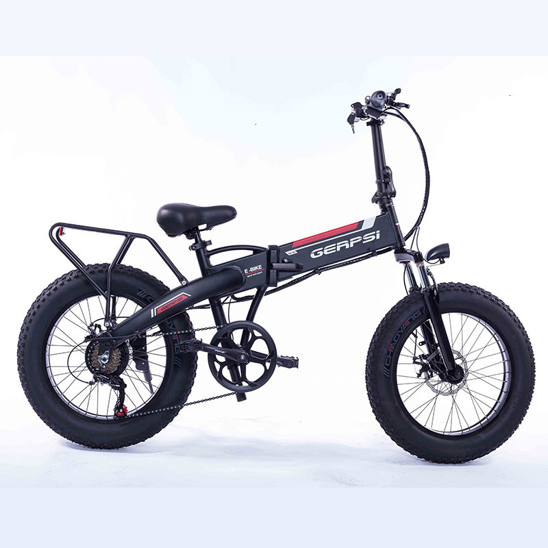 350w Gps--02002ea Inch Folding E Bike 36v 20 10ah Lithium Electric Folding Electric Bicycle Adult W bicicleta electrica 4