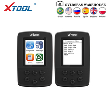 XTOOL SD100 Full OBD2 Code Reader Scan Tools OBD2 Car Diagnostic Tools Better Than ELM327 Multi-Language Free Update