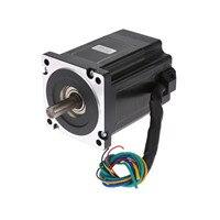 New 86mm 48V 220W 3 Phase Brushless DC Motor 12.7mm Round Shaft 0.7N.m 3000RPM 86*86*71mm BLDC Motor For 3D printer DIY Design