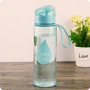 Water Bottle Plastic Sports Un