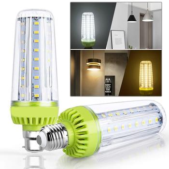 цена на 20W Super Bright Corn LED Light Bulb Milky White Shell E26/E27/B22 Base with Epistar LED chips Warm White For Home Decoration