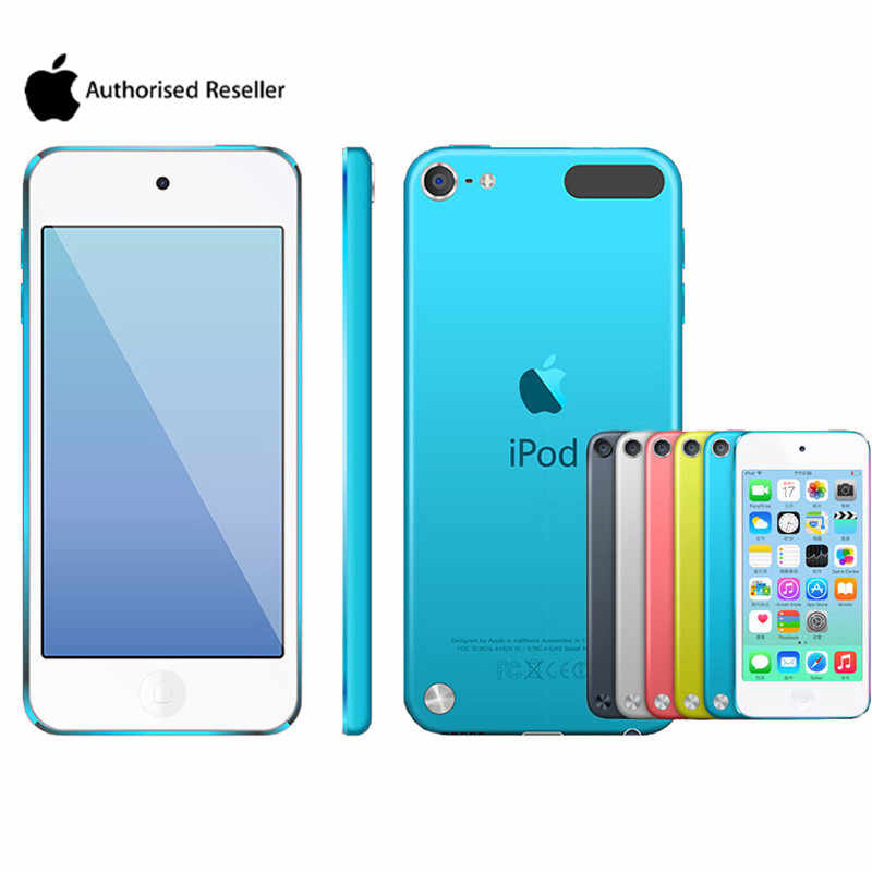 Used Unlocked Apple Ipod Touch5 MP3/4 4.0 Inches Touch screen Built-in Speakers 16/32GB ROM Music Video Play with FM E-book