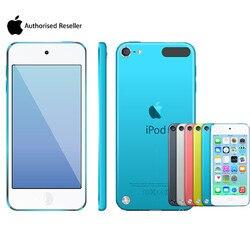 Usado desbloqueado Apple Ipod Touch5 MP3/4 pantalla táctil de 4,0 pulgadas altavoces integrados 16/32GB ROM reproducción de vídeo musical con FM E-book
