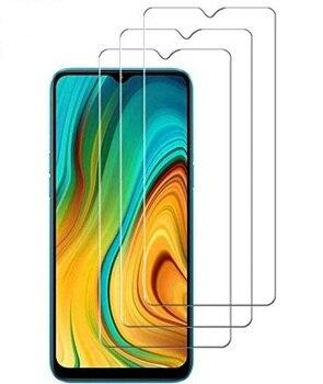 Перейти на Алиэкспресс и купить Закаленное стекло для OPPO Realme C3, 9H 2.5D защитная пленка, Взрывозащищенная прозрачная защитная пленка для телефона