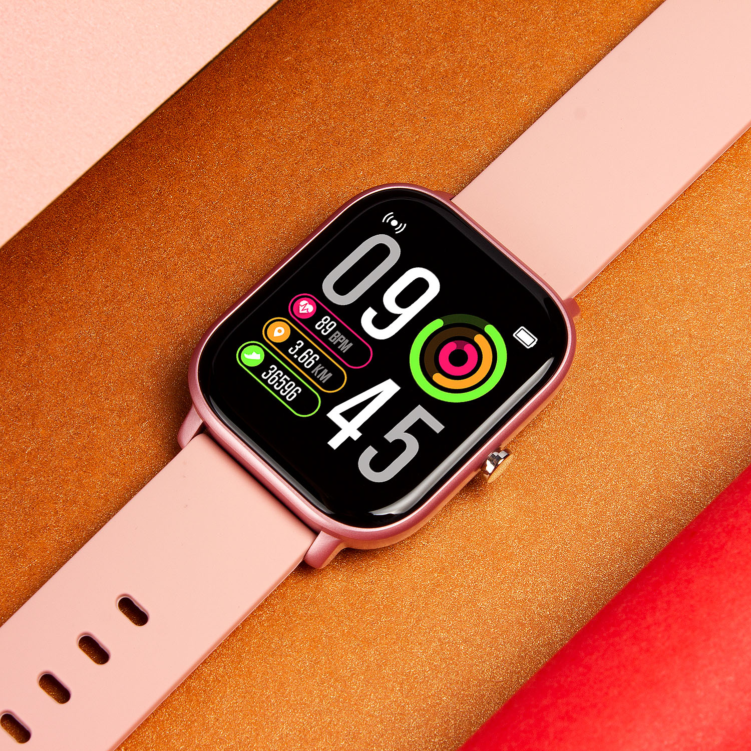 COLMI P8 Pro Smart Watch with Heart Rate Monitor 17