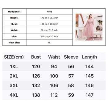 Siskakia Sweet Pink Lace Elegant Long Dress Plus Size Mandarin Collar Flare Long Sleeve Maxi Dresses Evening Party Spring 2020 4