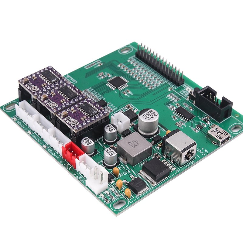 Image 4 - GRBL USB Port Cnc Engraving Machine Control Board for 1610,2418,3018 Machine-in Wood Routers from Tools