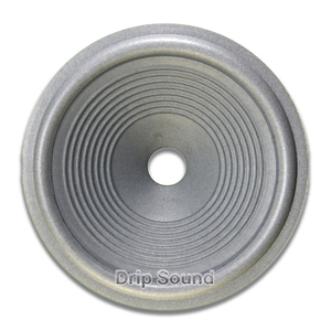"""Image 5 - 10"""" inch 250mm 35.5mm Core Speaker Cone Paper Basin Woofer Drum Paper Foam Edge Trumper Bass Repair Parts #3"""