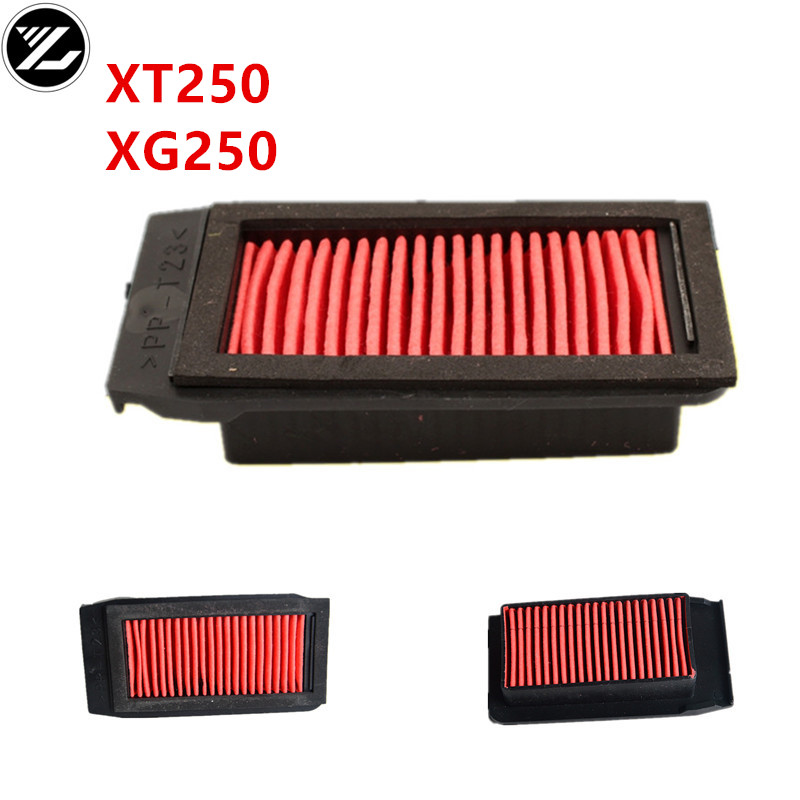Motorcycle Accessories Air Filter Removal Air Filter Cleaner For YAMAHA XT250 XG250 Xt Xg 250