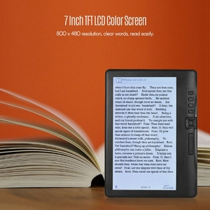 7 Inch Ebook Reader E-Ink LCD