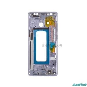 Оригинальный чехол для samsung Note8 Note9 ободок средней рамки корпуса чехол для samsung Galaxy Note 8 N950 Note 9 N960