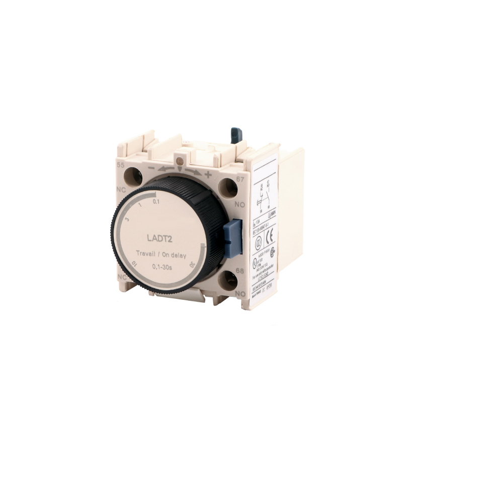 New Schneider Contactor Time Delay Module LADT2 0.1-30S