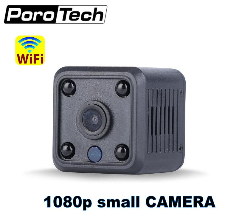 1080P Mini WiFi Camera Ip Camera Battery IpCam Cctv Wireless Security HD Surveillance Micro Cam Night Vision Home Monitor