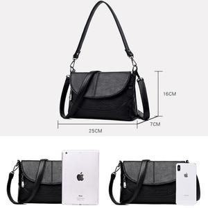 Image 4 - Luxury Handbags Leather Crossbody Bags For Women Shoulder Messenger Bags Designer Purses and Handbags Sac A Main High Quality