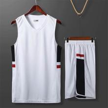 Basketball Jersey men Basketball match suit customization Customized women's and Youth Basketball Jersey Breathless sleeveless