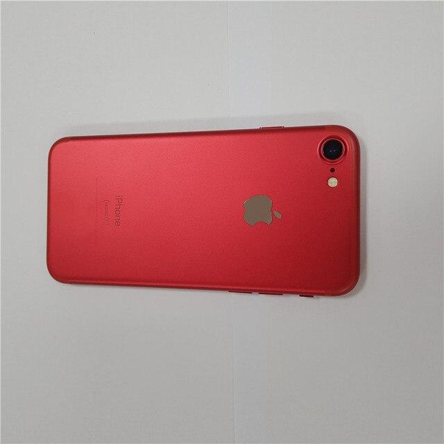 Original Apple iPhone 7 4G LTE Mobile phone Quad Core 2GB RAM 32G/128/256GB IOS  12.0MP Fingerprint  Cell Phones 3