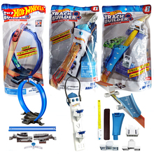 Hot Wheels Sports Car Tracks Accessories Expansion Extend Toys for Boys Hotwheels Carro Urban Track Builder System Children Toy