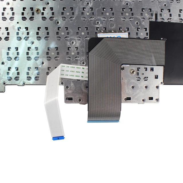 Nowy dla lenovo IBM Thinkpad krawędzi E530,E535 E545 E530C klawiatury laptopa 0C01663 04Y0264