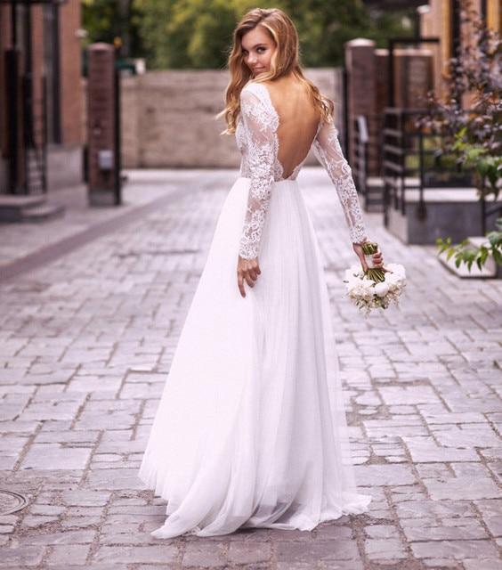 Robe Mariage Bohème Chic Charlotte
