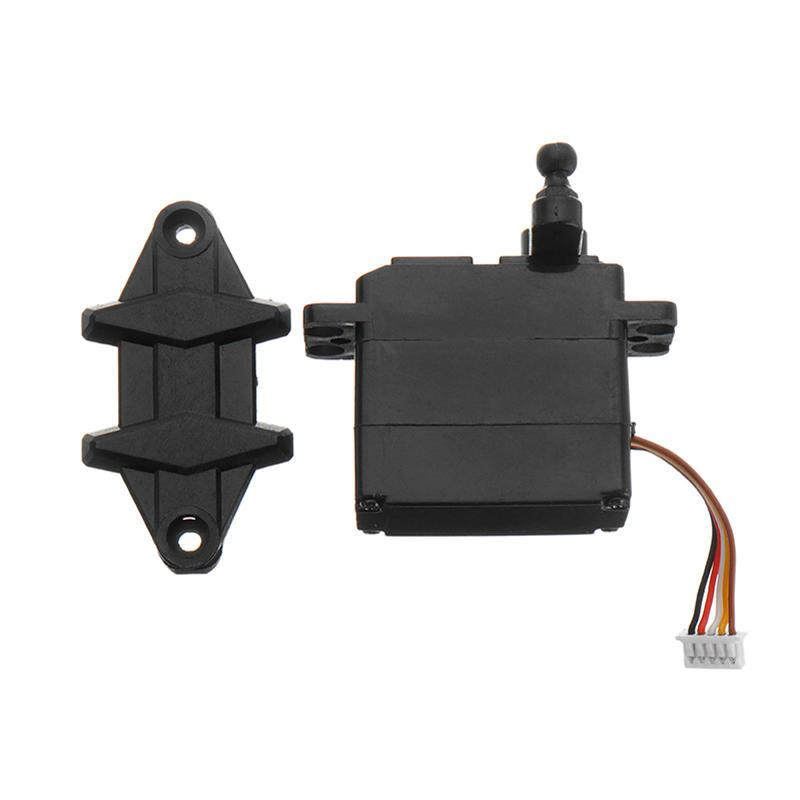 5-wire 2.2kg 19g Servo With Plastic Gear For Xinlehong 9125 1/10 RC Car Parts No.25-ZJ04