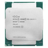 Intel Xeon E5 2620 V3 E5 2620V3 E5-2620V3 Prozessor 2 4 Ghz 6 Core 85W Sockel LGA 2011-3 CPU Geeignet X99 motherboard