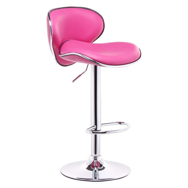 Bar Chair Home Lift High Stool Modern Minimalist Bar  Mobile Phone Shop     Back  Sgabelli Bar Stool
